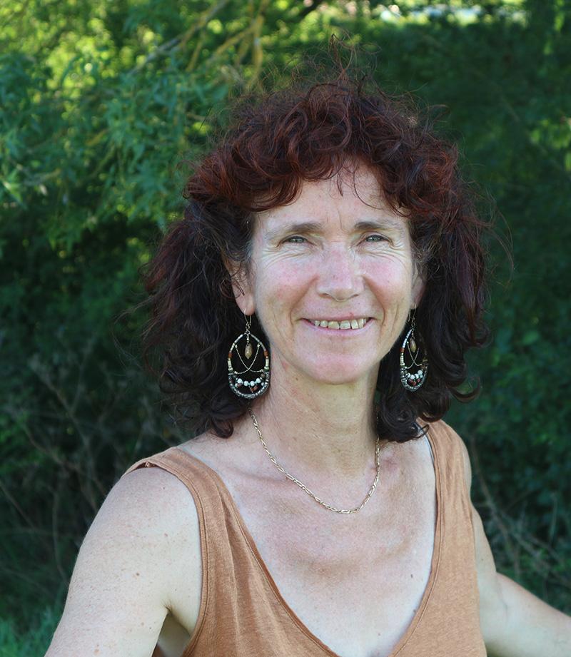 Notre prof Anne Viavant